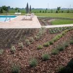 Progettazione giardini (Azienda agrituristica, Venezia)